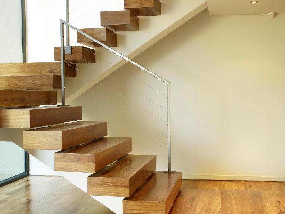Maderas para escaleras venta de madera para escaleras for Como hacer una escalera de madera para segundo piso