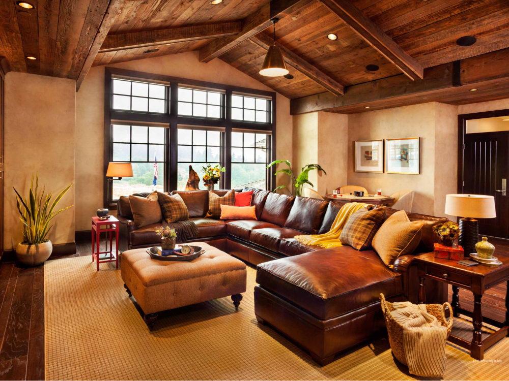 maderas para techos