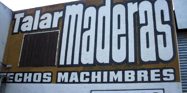 Maderera en zona norte